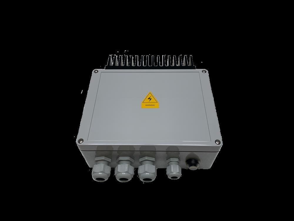 Teleco 6,8 KW dimmer ex. remote controle