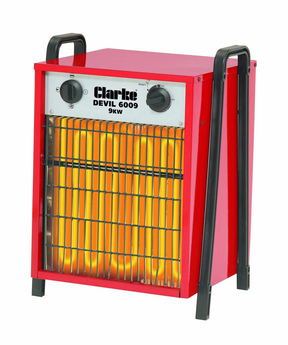 Clarke Devil 6009-9KW