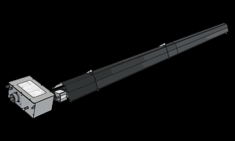 PR Alke AK-HL 50-150 linear I3P - G31 35-50mbar