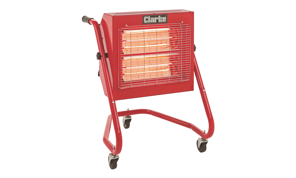 Clarke Devil 370SP 3000W Goldlamp