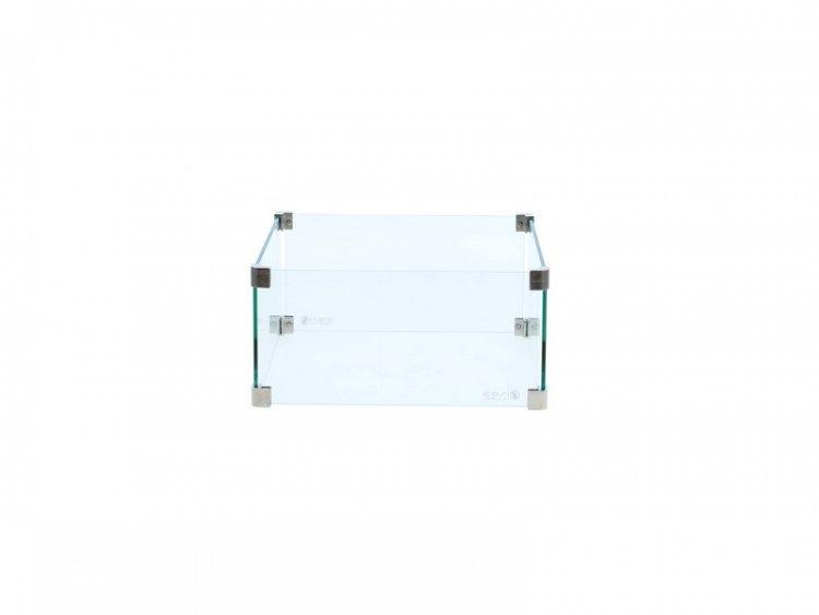 Cosi square M glass set