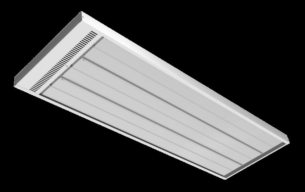 Energo Strip 3600 wit RAL 9010 hoog temperatuur paneel