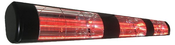 Victory HLW45B black RAL 9004 Goldlamp patio heater