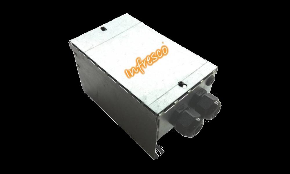 Infresco 0-10 volt domotica dimmer 4000W