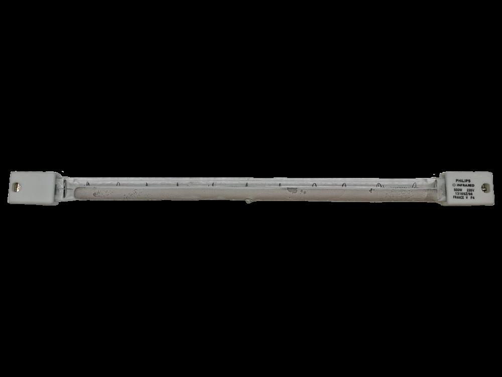 Philips HeLen IRK 500W quartz lamp