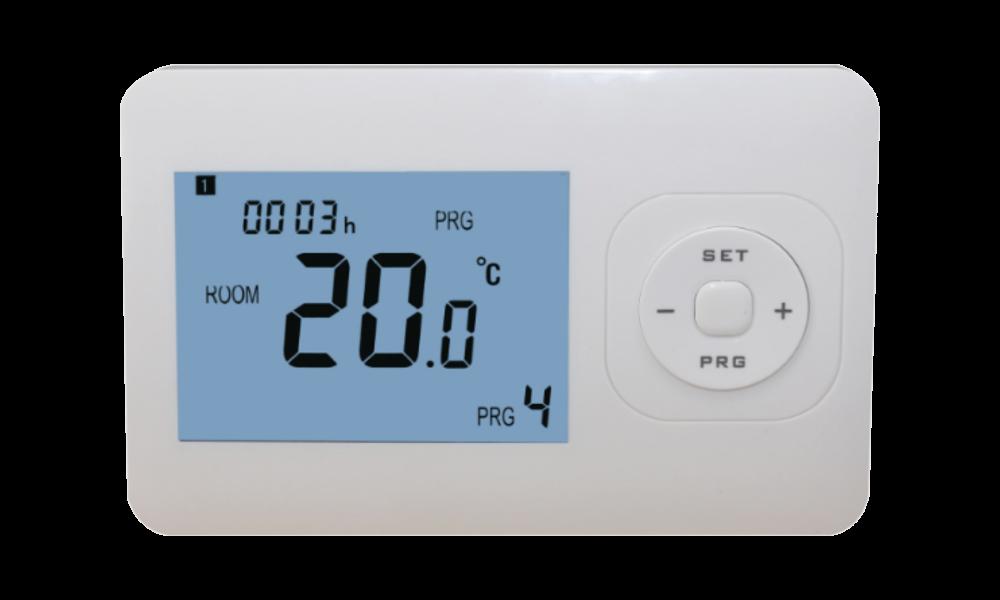 RF-JLF-R2 wireless thermostat, progammable