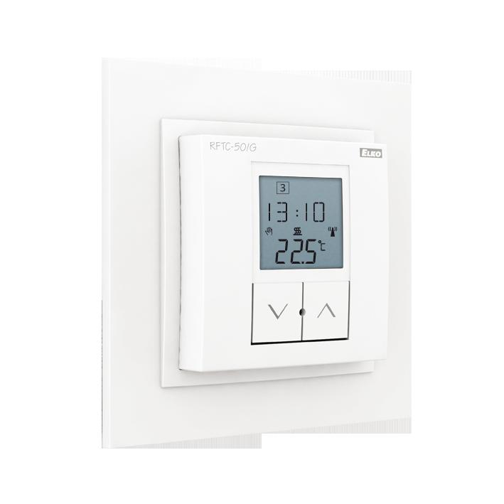Elko EP RFTC-50 wireless clock thermostat