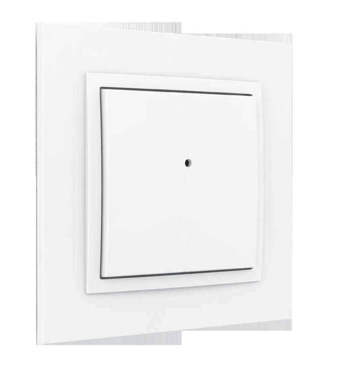 Elko EP RFWB-20 / G slice switch white 2-channel