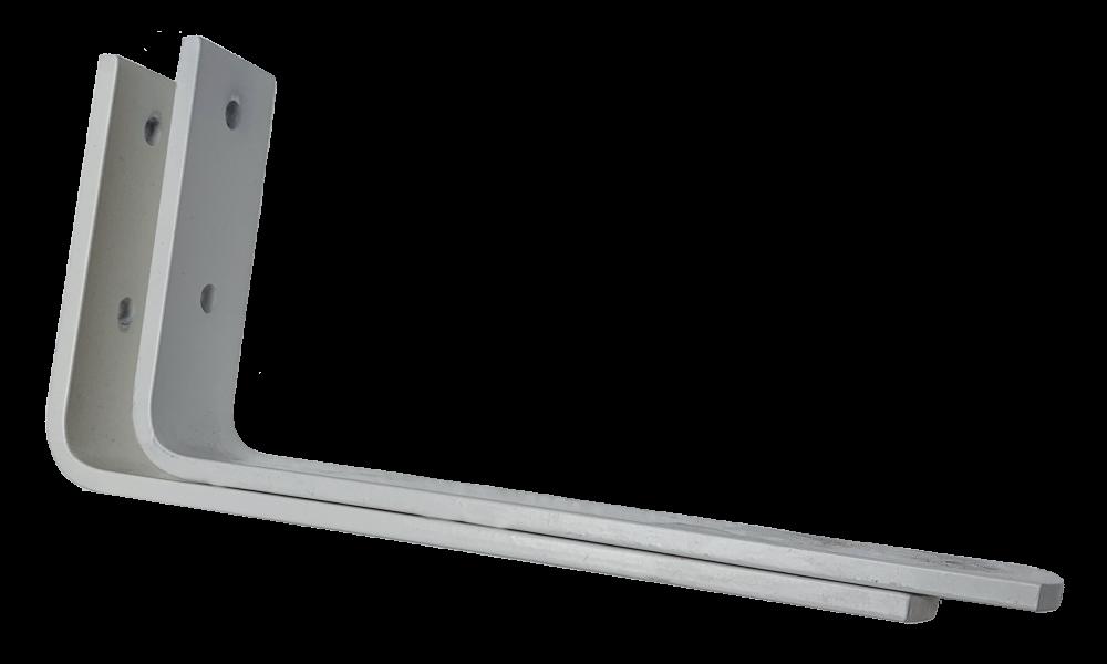 Tansun Sorrento ophangbeugel standaard wit