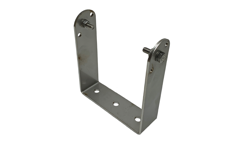 JLF bracket set type 81/101 wall/ceiling stainless steel