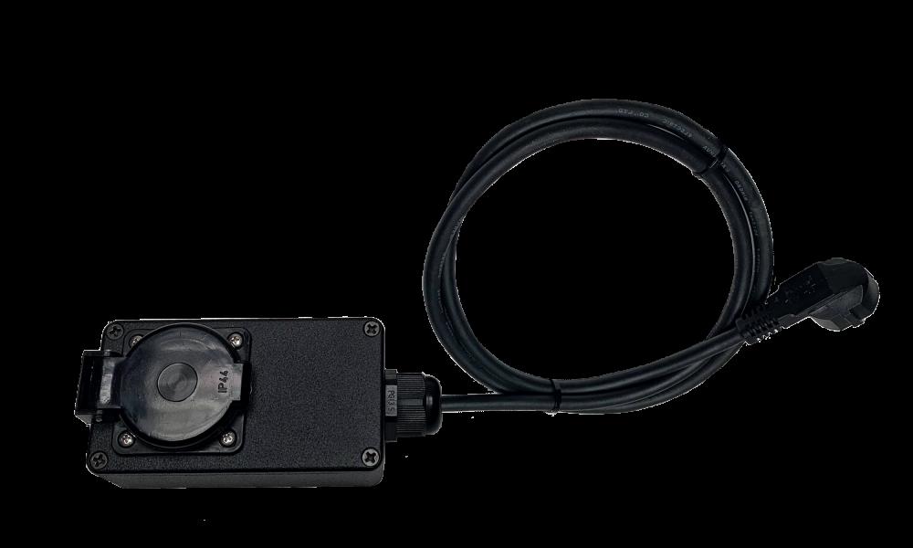 JLF draadloze schakelset plug&play elek.toestel